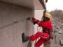 Industrieklettern - Demontage von schweren Bauteilen - Posterabbau